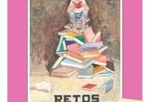 Retos / Fomento de la lectura y descubrimiento de esta como un elemento de disfrute personal.