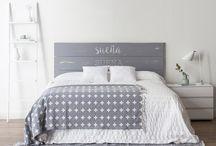 Habitación nueva-cama/deco