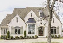 Dream house exterior