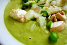 En cuisine : Cru / soupes