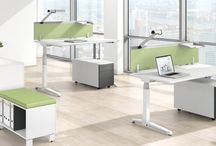 Stand Up Desk Ideas / by Stacy Julian