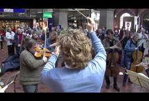 Music - Flash mobs