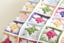 Granny squares- crochet
