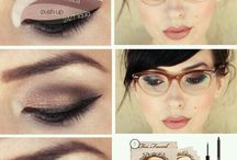 make up / Øyne