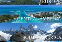 Travel inspiration my lovely world