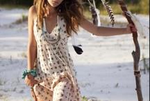 boho shoot inspire / Maya's curls product shoot