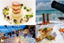 Island Cuisine / The fine cuisine of Barbados, flying fish and brilliant presentation