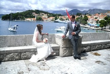 Wedding Bells in Croatia / Daniel and Emma Hull, their special day.