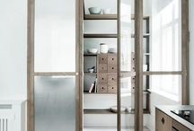 Nordic - indoor ideas / Why order a regular shelf system, a plain door or a boring bathroom when you can have so much more? Look at these pictures... we found them so inspiring that we want to re-pin. You can have the same... place your order in Denmark and get it in original Nordic Design.
