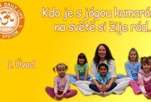 jóga a cvičení pro děti