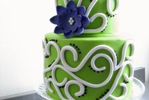cakes & more / example for cake decorating ideas