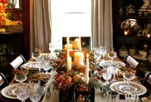 All things Fall/Thanksgiving / by Angie Holman Versic