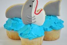 Little Man's Birthday - Sharks / Ideas for party / by Jeri Wigdahl