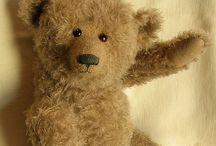 Мишка Тедди Teddy Bear handmade / Мои Мишки Тедди ручной работы. Мишек можно купить.