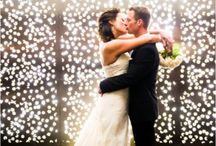 White And Gold Wedding Décor- New Year's Eve Wedding Inspiration
