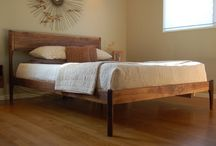 Mid Century: Bedroom / Decoration ideas for the new bedroom / by Lisa Hovey