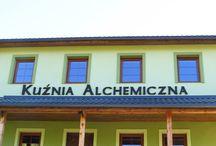 Kuźnia Alchemiczna / Kuźnia Alchemiczna - Kąty Bystrzyckie