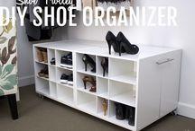 Hallway/Shoe Storage