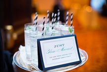 The Details / Wedding decor and details