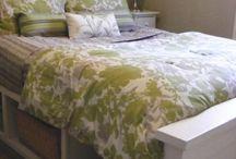 Bedrooms / by Lindsay Kremer