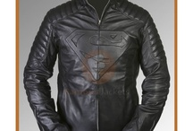 Smallville: Superman (Clark Kent) Leather Jackets