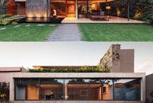Moderna hus