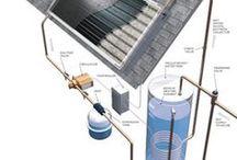 solar enerji ile ısınma