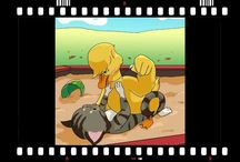Children's Picture Book Trailers / Video book trailers for children's books we have published.