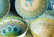 Castroane ceramică