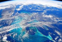 view from the space
