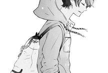 Anime / Guys follow me on twitter Shh_ItsSarah