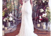 Wedding Dress Inspiration / Sharing wedding dress ideas with my favorite ladies.