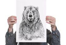 Bears & Hairy Men - Bearlandia