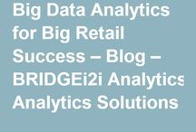 The Power of Big Data Analytics / This board is about the significance and benefits of big data analytics solutions.