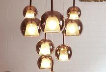 Multi-Light Suspension Lamps