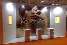 Κουτσομίχος / #exponymo #exhibitor #exhibition #design #booth