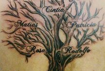 family tree tats