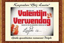 """Kapsalon """"Bij Lucia"""" EMMEN  www.kapsalonbijlucia.nl"""
