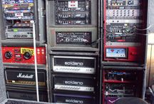 Amplifiers & Rig