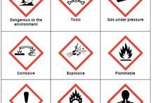 Health and Safety site signs