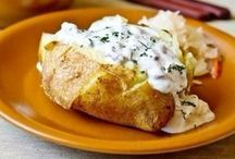 Рецепты картошка