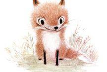 Syd Hanson / Syd Hanson's illustrations http://sydwiki.tumblr.com/