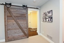 Reclaimed Wood / by Wolfe Design House