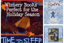 Great Books for Kindergarten (Pre-K or 1st, too!) / Holiday and winter themed books perfect for kindergarten aged children.