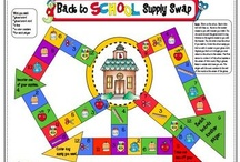 Seasonal Math - Back-to-School / This board contains themed math resources and activities for back to school.