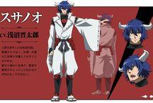 Akame Ga Kill / akame ga kill main character