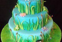 Modèles de gâteaux