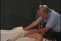 massage lower back