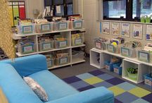 Classroom Design/Layout / by Natacha Edmondson