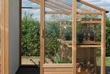 Greenhouses and Garden Sheds